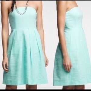 NWT- J. Crew Strapless Lorelei Dress